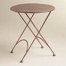 metal accent table metal accent table world market