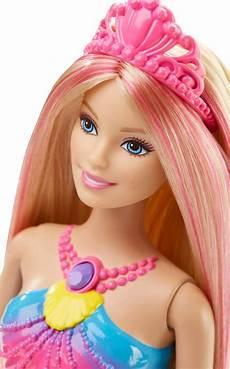 Barbie Sparkle Lights Mermaid Barbie Rainbow Lights Mermaid Doll Target