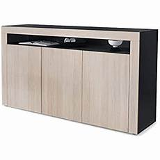 vladon sideboard chest of drawers faro v2 carcass in