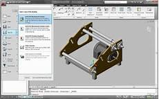 3d Cad Software For Mechanical Design Collaboration Amp Data Management Overview Autocad
