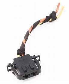 Ee Signal Booster Box Green Light Blower Fan Motor Pigtail Plug Connector 99 05 Vw Jetta