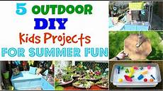 diy projects fun 5 outdoor diy projects for summer
