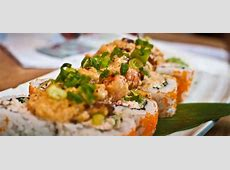 Lobster Dynamite Rolls at Shokudo (by *Mgbedt420 on