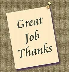 Employee Thank You Notes Why Are Managers And Supervisors So Stingy With Praise