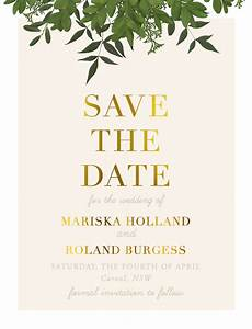 Save The Date Card Design Save The Date Invitations Amp Cards Designs By Creatives