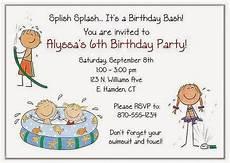 desain undangan bahasa inggris contoh undangan ulang tahun info terbaru
