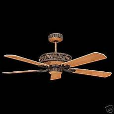 Log Cabin Ceiling Fans With Lights New Rustic 52 Quot Log Cabin Lodge Stlye Ceiling Fan Ebay