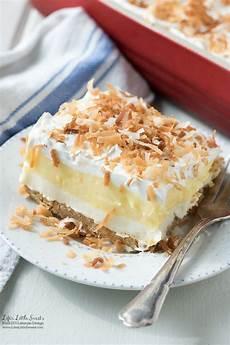 coconut lush dessert recipe