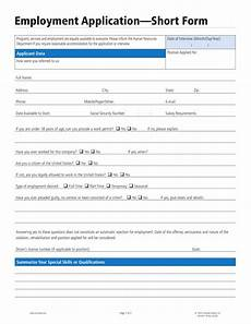 Form Of Job 9 Job Application Form Examples Pdf Examples