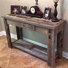 Rustic Wood Sofa Table 3d Image by Rustic Sofa Table By Boondockrustics On Etsy Inredning