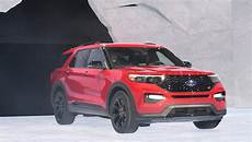 2020 Ford Explorer Linkedin by The 2020 Ford Explorer St And Hybrid Versions