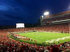 Light Up Sanford Stadium September 1 2014 The 2014 College Football Experience