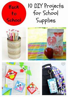 diy projects for school 10 back to school diy projects