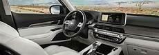 kia telluride 2020 interior 2020 kia telluride trim levels and starting msrp