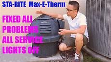 Sta Rite Service Heater Light Sta Rite Max E Therm Pool Heater Service And Manifold