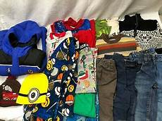 Toddler Clothes For Boys 4t 20 Pc Lot Boys Clothing Size 4t Toddler Winter