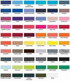 Anvil 980 Color Chart Anvil 980 Lightweight T Shirt Swatch Captain Jerry