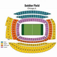 Soldier Field Virtual Seating Chart Soldier Field Seating Yahoo Answers