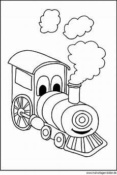 kleine lokomotive gratis malbild f 252 r kinder