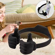 adjustable lazy phone holder bed thumb mobile cell tablet