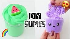6 amazing diy slimes slime recipe