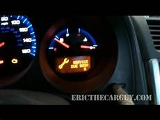 2005 Acura Rsx Maintenance Required Light Acura A23 Service