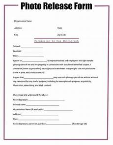 Photo Release Waiver Photo Release Form With Editable Document Link Instant