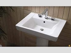 Bathroom Sinks   Find your new American Standard drop in, wall hung, vessel, and pedestal sinks