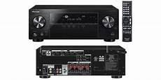 Pioneer Av Receiver Comparison Chart Pioneer Vsx 830 K 5 2 Channel Av Receiver W Bluetooth And