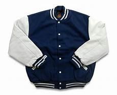 Light Letterman Jacket Light Navy And White Varsity Letterman Jacket Ebay