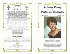 Printable Funeral Programs Funeral Program Quotes Quotesgram