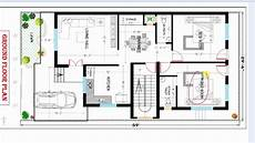1800 sq ft 2bhk house plan with dining and car parking