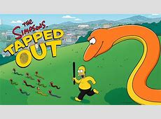 The Simpsons: Tapped Out receives Whacking Day episode