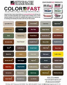 metzger mcguire rs 88 color chart spal pro rs 88 polyurea joint filler