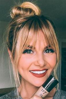 Different Types Of Bangs Chart 71 Insanely Gorgeous Hairstyles With Bangs