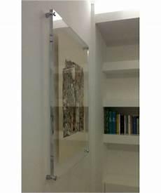 cornici in plexiglass cornice cm 50x60 a giorno in plexiglass con distanziali su