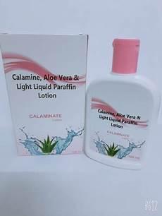 Calamine Aloe Vera Gel Light Liquid Paraffin Lotion Calamine 8 00 W W Aloe Vera Gel 10 0 W W Light Liquid