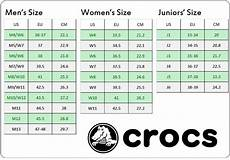 Crocs Size Chart J2 Crocs Kadee Womens Flat Casual Beach Shoes 5 Select 1 Ebay