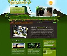 Adventure Web Design 22 Beautiful Travel Website Templates Web Amp Graphic