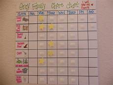 Little Kid Chore Chart For My Kids Chore Chart For The Little Ones