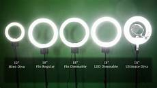 Ring Light Vs Led Panel Which Ring Light Is Right For You Big City Lights