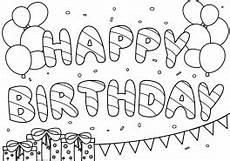 Ausmalbilder Geburtstag Tante Geburtstagsbilder Zum Ausmalen Newtemp