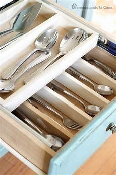 diy layer drawer organization remodelando la casa