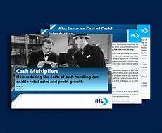 Ihl Group Study Commissioned By Apg Cash Drawer Reveals