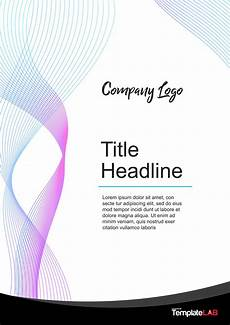 What Is A Cover Page For A Report 39 Amazing Cover Page Templates Word Psd ᐅ Templatelab