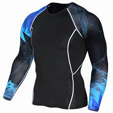 mens sports shirts sleeve compression wear sport tshirt for sleeve