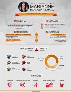 Creative Graphic Design Resume 55 Amazing Graphic Design Resume Templates To Win Jobs