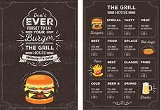 Making A Menu Online Top 42 Free Restaurant Menu Psd Templates Amp Mockups 2020