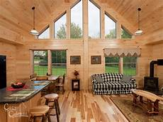 log home interior designs 27 log cabin interiors to spark your imagination