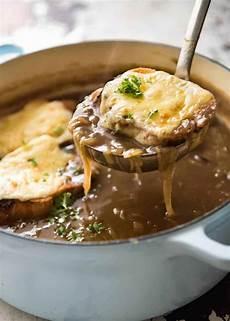 Light Onion Soup Recipe French Onion Soup Recipetin Eats